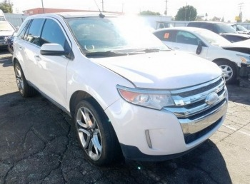 2011 FORD EDGE LIMITED 3.5
