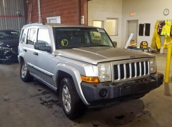 2006 JEEP COMMANDER 3.7