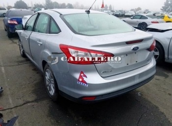 2012 FORD FOCUS SEL 2.0