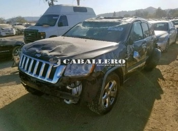 2011 JEEP GRAND CHEROKEE LIMITED 5.7