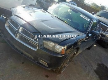 2011 DODGE CHARGER 3.6