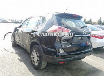 2015 NISSAN ROGUE S 2.5