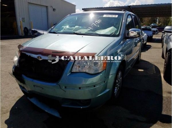 2008 CHRYSLER TOWN & COUNTRY LIMITED 4.0