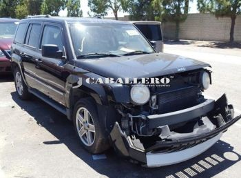 2008 JEEP PATRIOT LIMITED 2.4