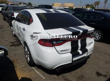 2013 DODGE DART LIMITED 2.0