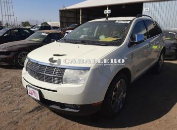 2008 LINCOLN MKX 3.5